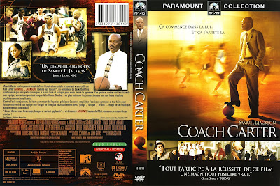 Coach Carter DVD