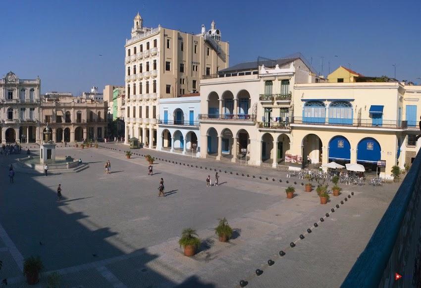 La Havana Vieja, Cuba. 2016