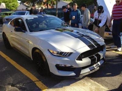 Ford Mustang Shelby GT 350 Hanya Diproduksi 37 Unit Diseluruh Dunia