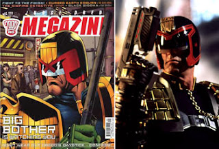 Judge Dredd, 2000 AD, comic, Stallone, Karl Urban, Dredd, Judges, SJS, Chief Judge, Mega City 1, Angel gang, Mean Machine, Cursed Earth, mutants, Ma Ma, Lawmaster, Hershey, Anderson, Rico, ABC Robot