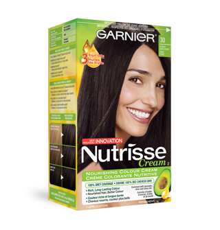 Garnier Nutrisse  Dark Chocolate Review