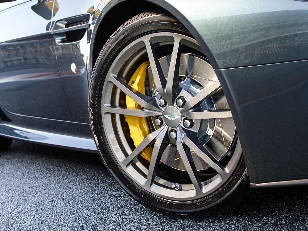 Aston Martin V8 Vantage N430 rims