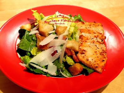 Ceasar Salad - Salada César