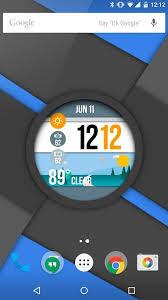 WatchMaker v1.1.1 Live Wallpaper Apk Android