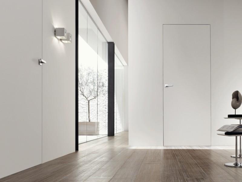 Idee casa porte scorrevoli per interni - Montare porta scorrevole ...