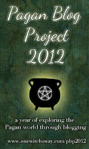 Pagan Blog Project  2012