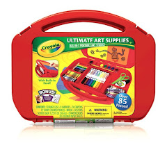 Ultimate Art Supplies by Crayola