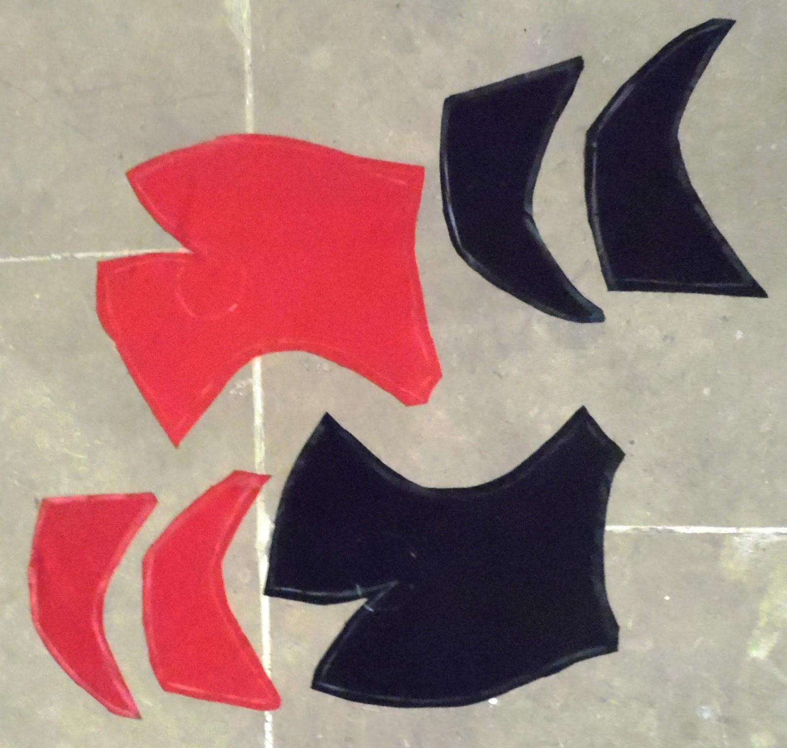 Harley Quinn Pattern Custom Decorating Ideas
