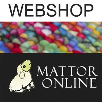 Vår butik för mattor