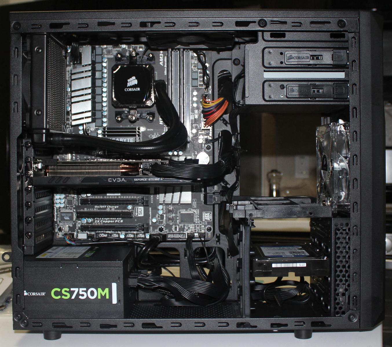 corsair carbide spec 02 review and specifications computers and more