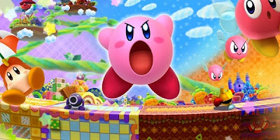 Kirby Triple Deluxe para 3DS, lanzamiento