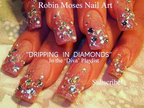 "Robin Moses Nail Art: ""long nail art"" ""diy nail design"" ""nail art ..."
