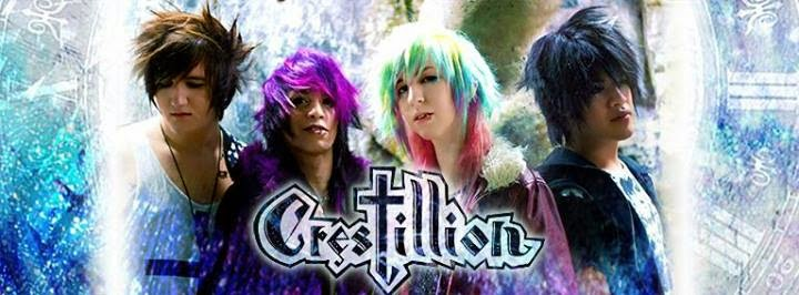Crestillion – New Look!