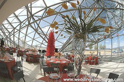Decoracion de bodas 2011 sencillas en jardin de globos de for Decoracion de tortas sencillas