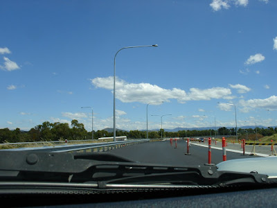 Canberra's Gungahlin Drive Extension - still under construction