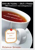 Chá e Poesia com GUMA