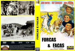 FORCAS E FACAS