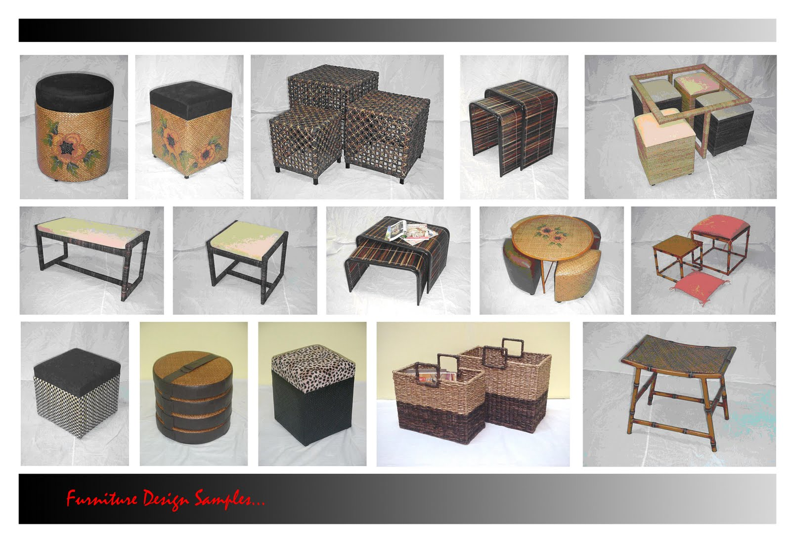 Angelo Aguilar Interior Design Portfolio Furniture Design