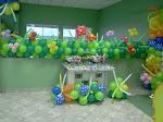 Salões decorados dentro do seu estilo ou gosto!