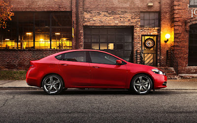 2017 Dodge Dart SRT4 Concept Release Specs