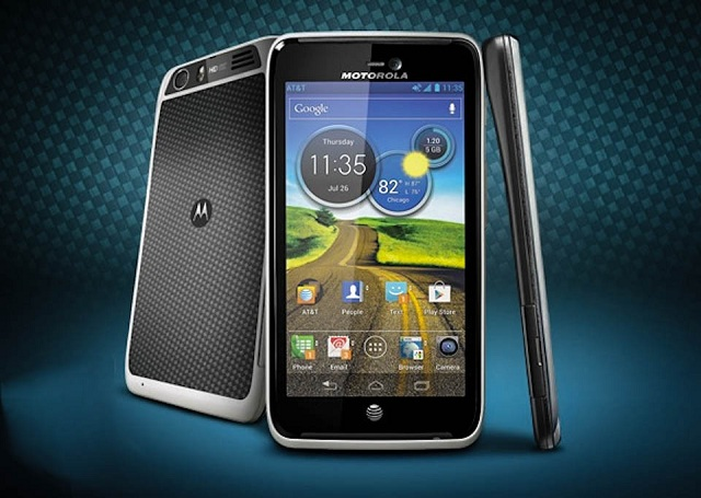 Review, Spec, Motorola Atrix HD