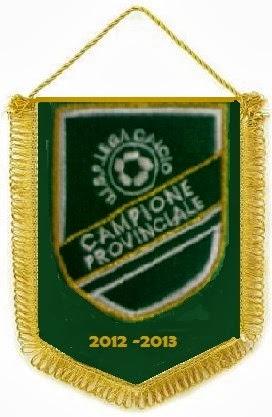 CAMPIONI PROVINCIALI 2012-2013