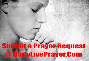 Daily Live Prayer