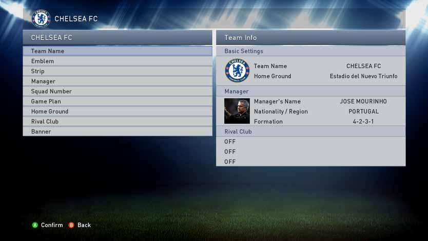 Cara Mengupdate Logo PES 2015 untuk Liga Inggris