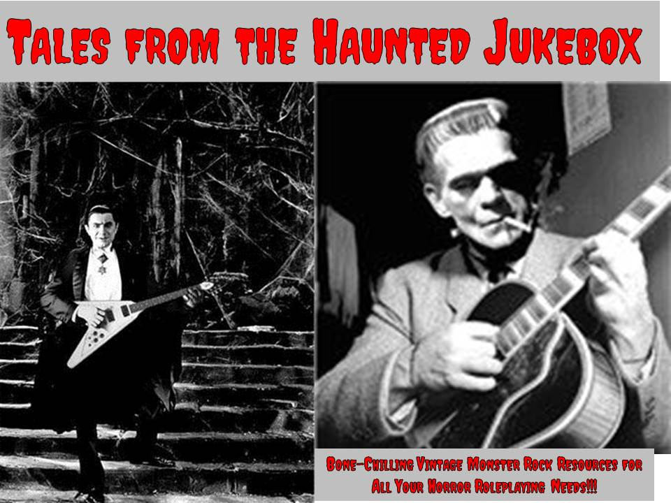 Tales from the Haunted Jukebox