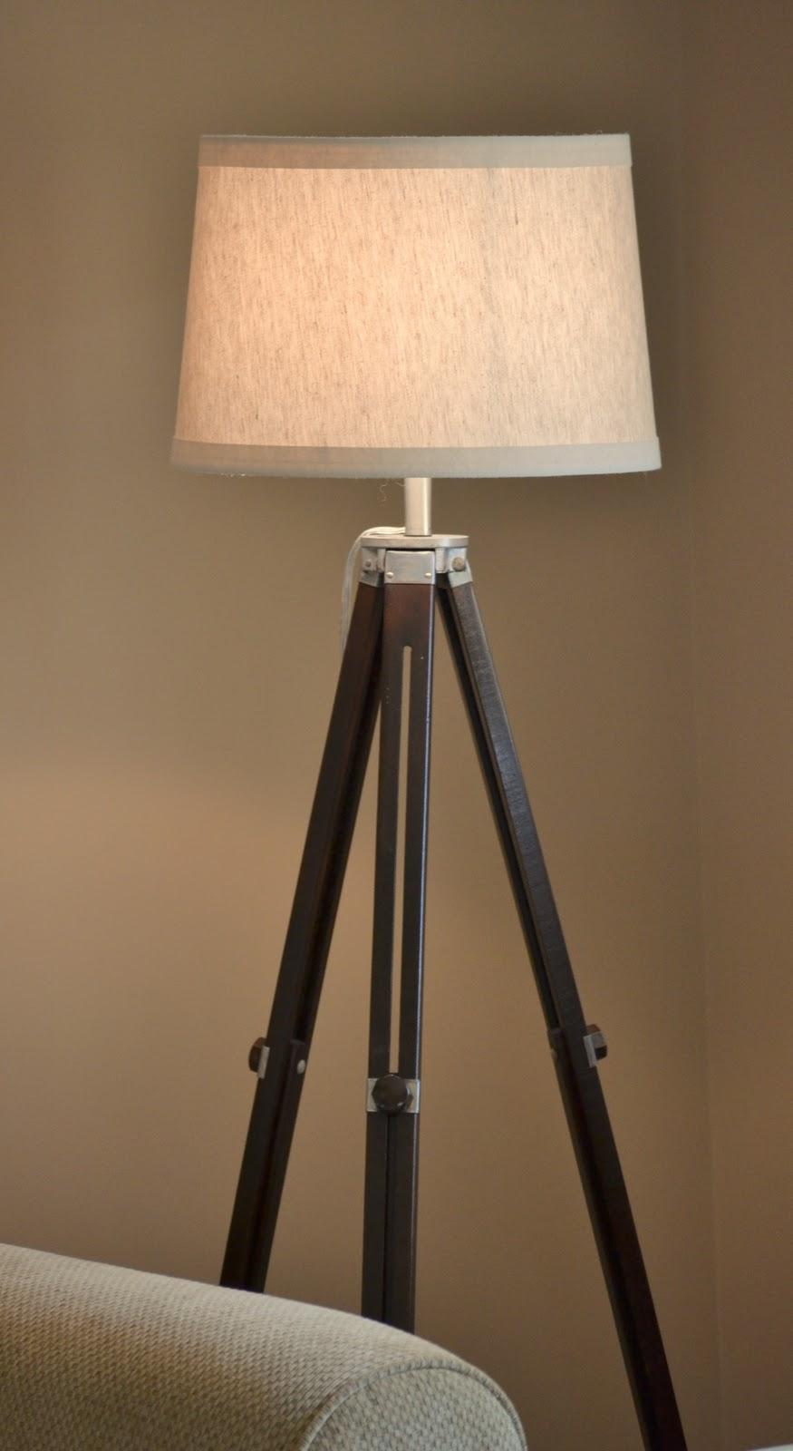 Dwelling cents tripod lamp - Tripod lamp ikea ...