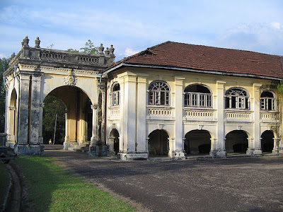 Misteri Istana Bunian Di Johor