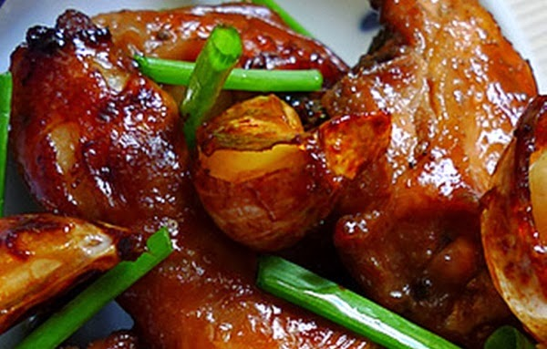 Crispy Itik in Peking Sauce Recipe