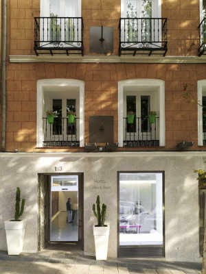 Hotel Chic & Basic Mayerling Madrid