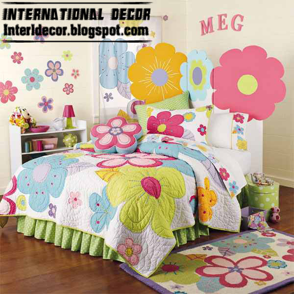 Raised Bedroom Ceiling Bedrooms For Girls Pink Bedroom Interior Design Pink Bedrooms For Girls Purple: Modern Girls Bedroom Ideas With Stylish Girls Bedding