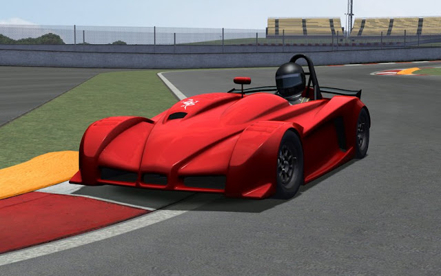rFactor Palatov D1 Sandrox desde simraceway