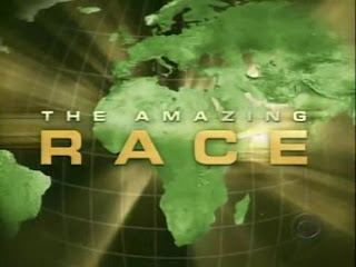 The Amazing Race: Dance, Hop and Churn