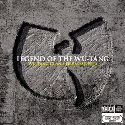 Wu-Tang Clan – Legend Of The Wu-Tang: Wu-Tang Clan's Greatest Hits (CD) (2004) (FLAC + 320 kbps)