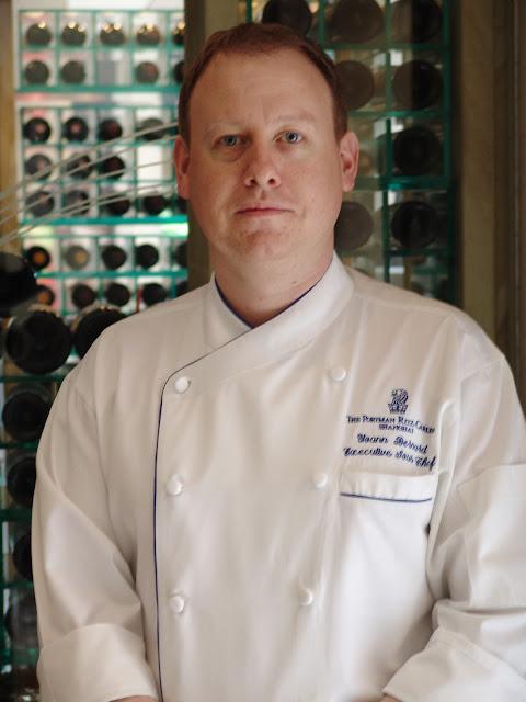 Ritz Carlton Kuala Lumpur, Executive Chef, interview, The Yum List