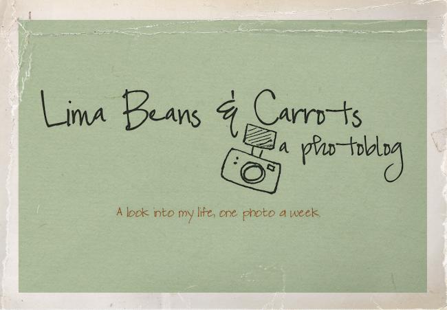 Lima Beans & Carrots
