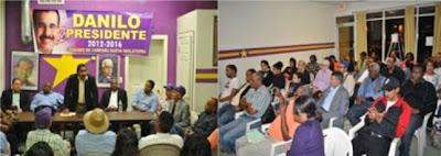 """PLD de Boston exige al CP detener """"acciones vulgares"""" de Dominico Cabral"""