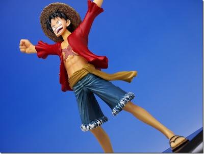 Figuarts ZERO Luffy