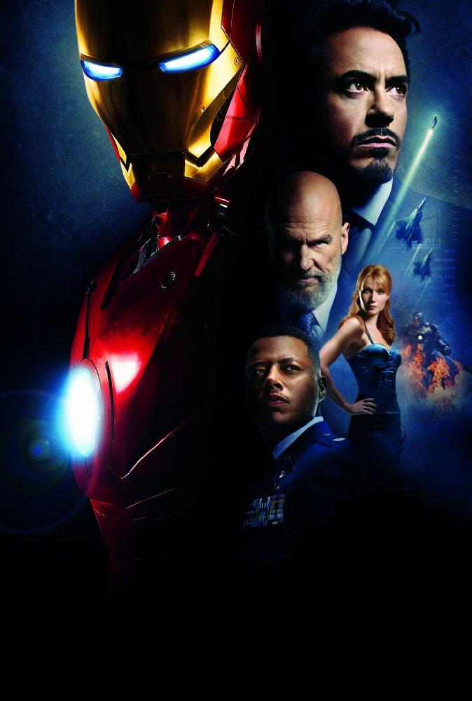 Nonton Iron Man (2008)