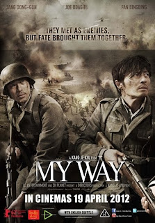 Korea Online Movie My Way Ma-i We-i