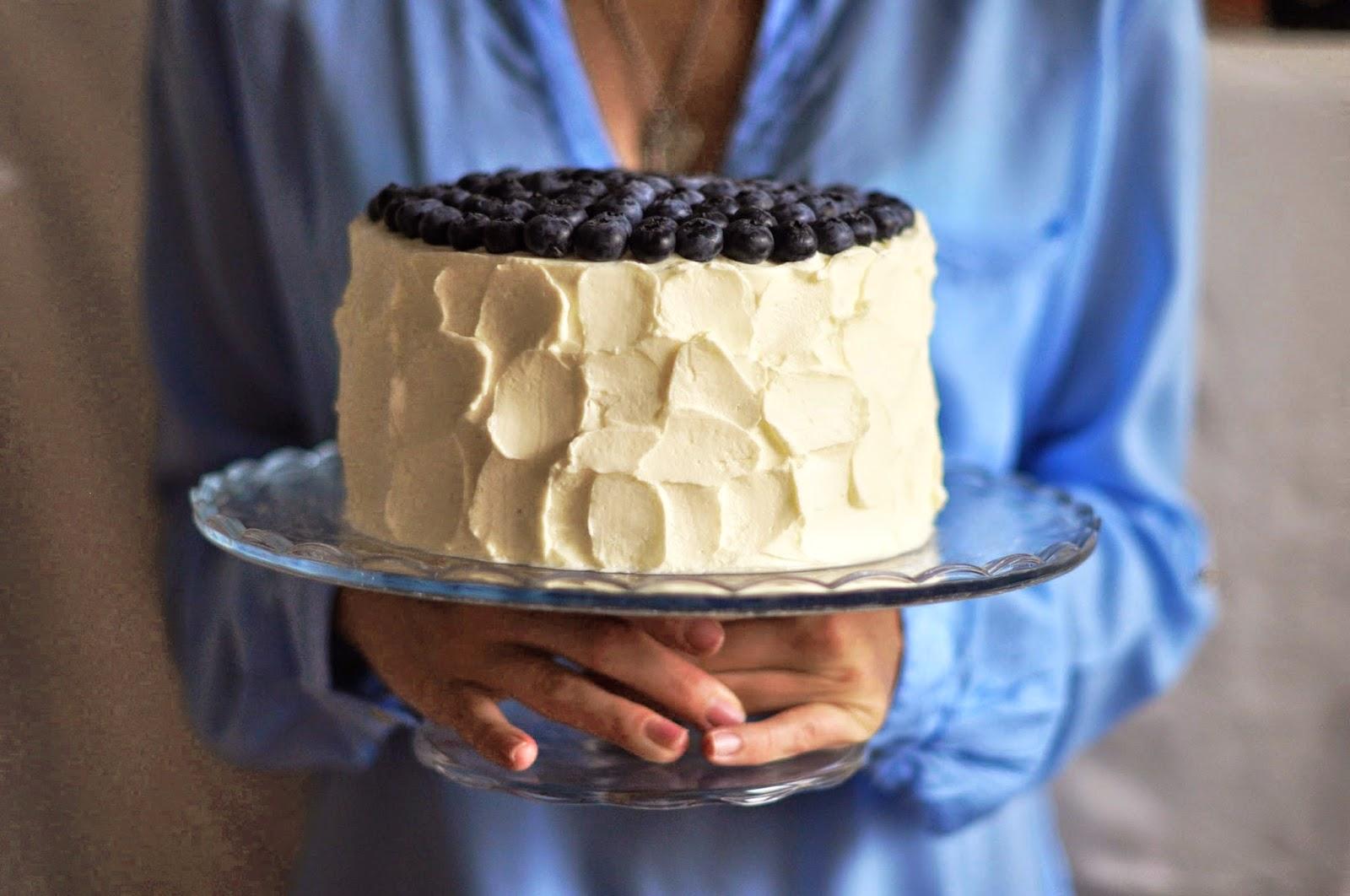 Как сделать на торте мазки из крема 12