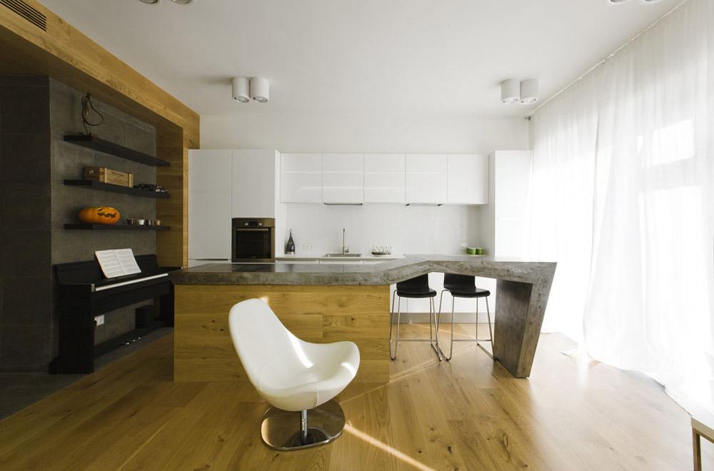 Un appartamento a basso budget