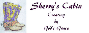 Sherry's Cabin Store on Etsy