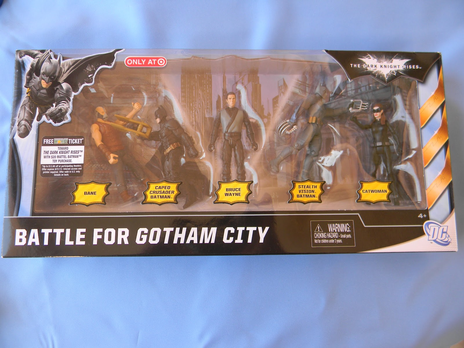 Batcave Toy Room - Better Living Through Toy Collecting: Buy The ...