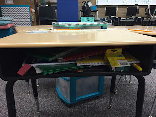 Dirty Desks NO More!  The Desk Fairy to the Rescue!