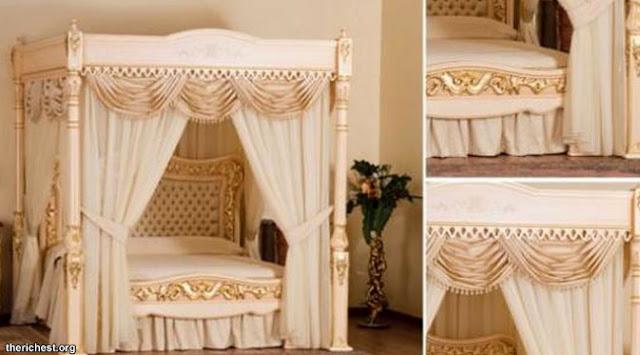 7 5 Tempat Tidur Paling Mahal di Dunia