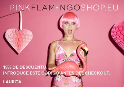 PINK FLAMINGO (DESCUENTO)